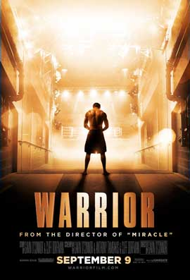 Warrior - 43 x 62 Movie Poster - Bus Shelter Style F