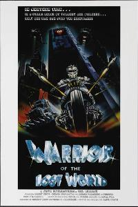 Warrior of the Lost World - 11 x 17 Movie Poster - Style B