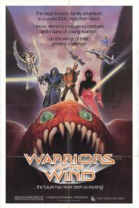 Warriors of the Wind - 11 x 17 Movie Poster - Style B