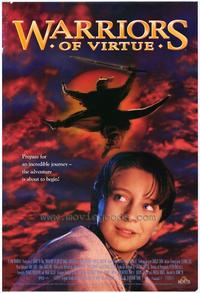 Warriors of Virtue - 11 x 17 Movie Poster - Style A