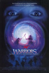 Warriors of Virtue - 11 x 17 Movie Poster - Style B