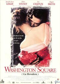 Washington Square - 11 x 17 Movie Poster - Spanish Style A