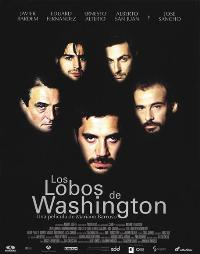 Washington Wolves - 11 x 17 Movie Poster - Spanish Style A