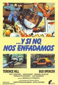 Watch Out, Were Mad - 11 x 17 Movie Poster - Spanish Style B