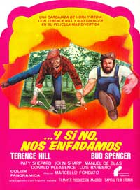 Watch Out, Were Mad - 11 x 17 Movie Poster - Spanish Style C