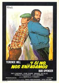 Watch Out, Were Mad - 11 x 17 Movie Poster - Spanish Style D