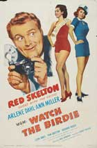 Watch the Birdie - 27 x 40 Movie Poster - Style A