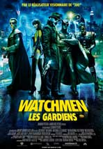Watchmen - 43 x 62 Movie Poster - French Style A