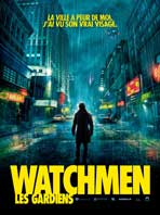 Watchmen - 27 x 40 Movie Poster - French Style B