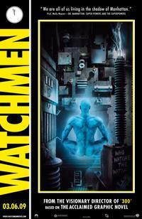 Watchmen - 11 x 17 Movie Poster - Style B