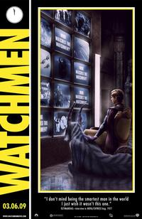 Watchmen - 11 x 17 Movie Poster - Style D