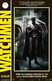 Watchmen - 27 x 40 Movie Poster - Style C