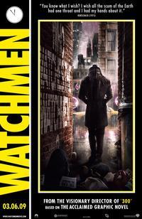 Watchmen - 27 x 40 Movie Poster - Style E