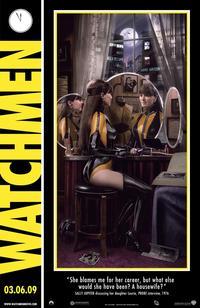 Watchmen - 27 x 40 Movie Poster - Style F