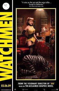 Watchmen - 27 x 40 Movie Poster - Style G