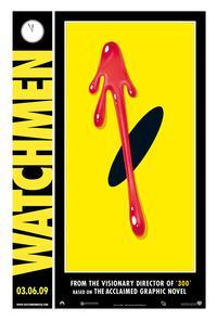 Watchmen - 27 x 40 Movie Poster - Style M