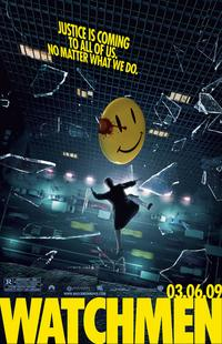 Watchmen - 27 x 40 Movie Poster - Style N
