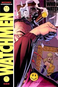 Watchmen - 11 x 17 Movie Poster - Style R