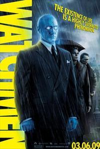 Watchmen - 27 x 40 Movie Poster - Style P