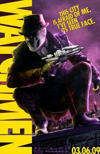 Watchmen - 11 x 17 Movie Poster - Style U