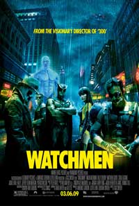 Watchmen - 27 x 40 Movie Poster - Style T