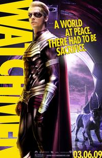 Watchmen - 27 x 40 Movie Poster - Style U