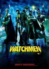 Watchmen - 11 x 17 Movie Poster - Style X