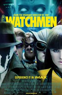 Watchmen - 11 x 17 Movie Poster - Style Y