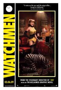 Watchmen - 11 x 17 Movie Poster - Style Z