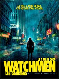 Watchmen - 11 x 17 Movie Poster - French Style B