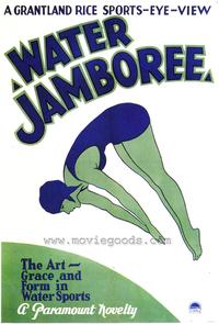 Water Jamboree - 27 x 40 Movie Poster - Style A