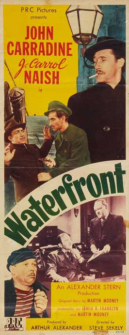 Waterfront - 14 x 36 Movie Poster - Insert Style A