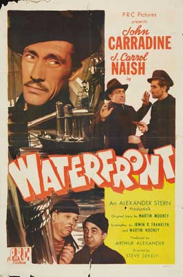 Waterfront - 11 x 17 Movie Poster - Style A