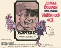 Waterhole #3 - 11 x 14 Movie Poster - Style A