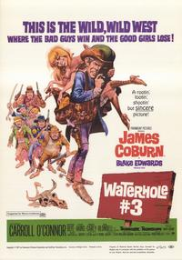 Waterhole #3 - 11 x 17 Movie Poster - Style A