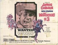 Waterhole #3 - 22 x 28 Movie Poster - Half Sheet Style A