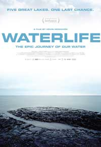 Waterlife - 11 x 17 Movie Poster - Canadian Style A