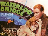 Waterloo Bridge - 11 x 14 Movie Poster - Style A