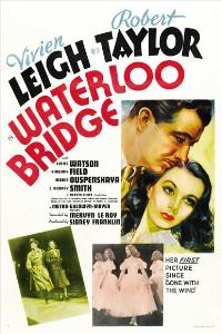 Waterloo Bridge - 27 x 40 Movie Poster - Style B