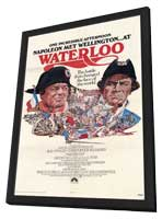 Waterloo - 27 x 40 Movie Poster - Style A - in Deluxe Wood Frame