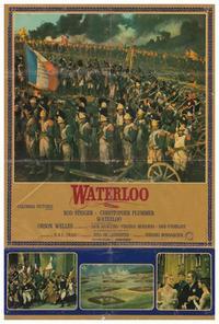 Waterloo - 27 x 40 Movie Poster - Italian Style B