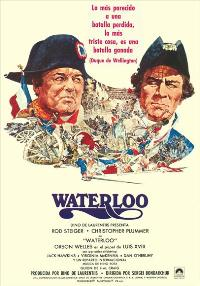 Waterloo - 11 x 17 Movie Poster - Spanish Style A