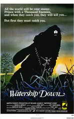 Watership Down - 11 x 17 Movie Poster - Style A