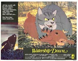 Watership Down - 11 x 14 Movie Poster - Style A