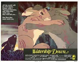 Watership Down - 11 x 14 Movie Poster - Style G