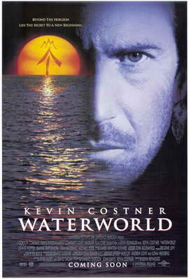 Waterworld - 11 x 17 Movie Poster - Style A
