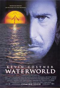 Waterworld - 27 x 40 Movie Poster - Style A