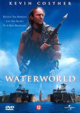 Waterworld - 11 x 17 Movie Poster - Style B