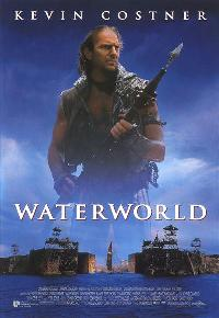 Waterworld - 11 x 17 Movie Poster - Spanish Style A
