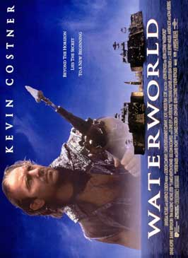 Waterworld - 11 x 17 Movie Poster - UK Style A